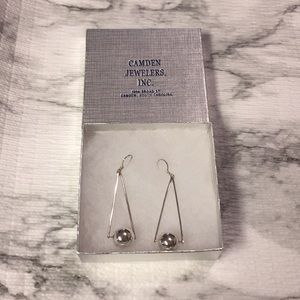 Jewelry - .925 Drop Earrings